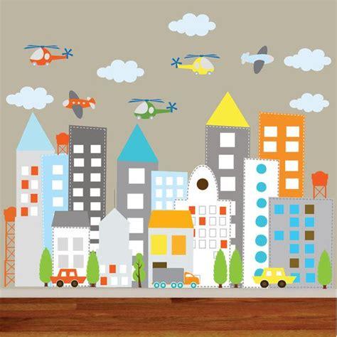 Wall Stickers Bambini by Costruzioni Della Citt 224 Di Vinile Wall Decal Bambini Vinyl