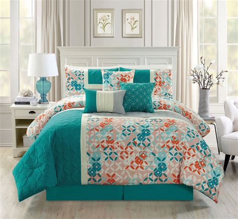 teal and coral bedding coral and teal bedding bright colors is to start with