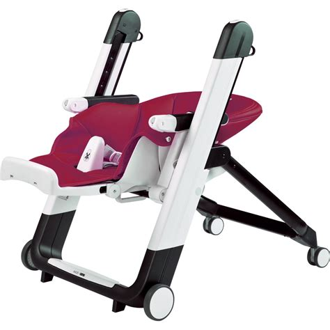 chaise haute des la naissance chaise haute b 233 b 233 siesta berry de peg perego sur allob 233 b 233