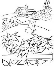 farm coloring pages farm color pages az coloring pages