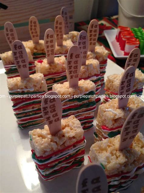 a christmas story christmas holiday party ideas photo 13