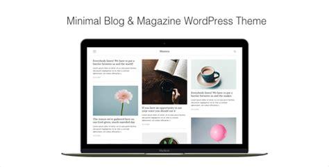 blogger zeitschrift maxima minimal blog zeitschrift wordpress theme