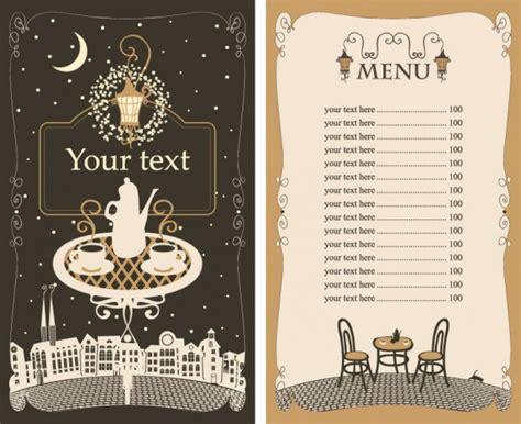 Design Vorlagen Karten Speisekarten Vorlagen Zum Gestalten 187 Saxoprint