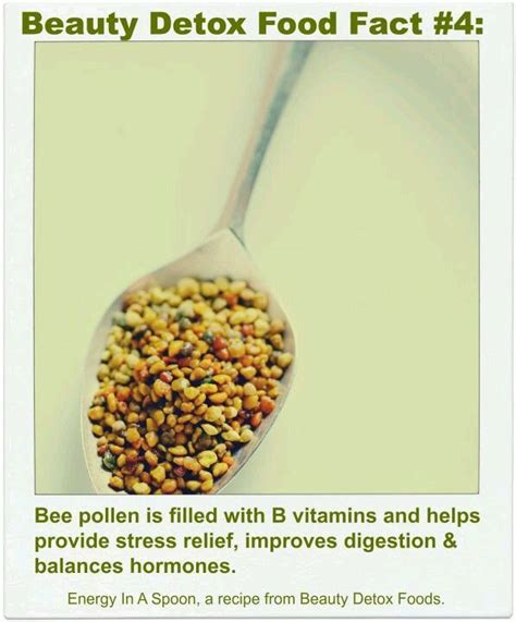Bee Pollen Detox 17 best images about ingredients for healthy skin on
