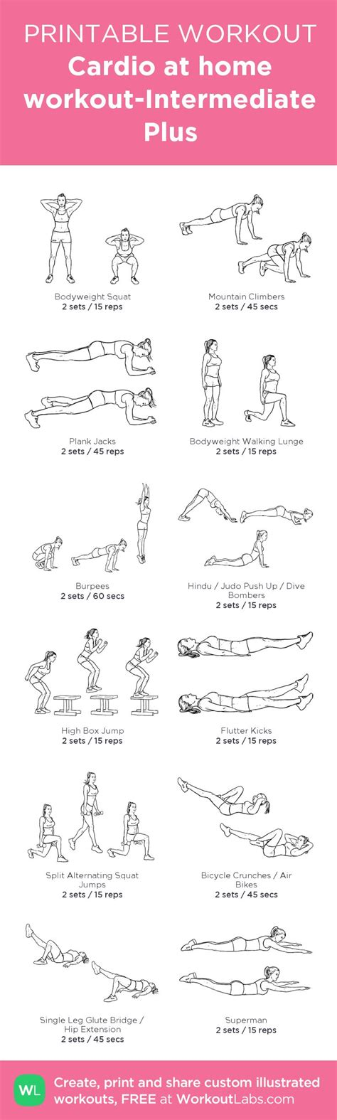 printable exercise routines home 25 best ideas about burpees on pinterest crossfit