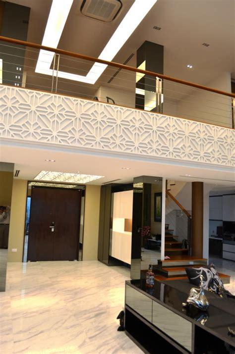Mdf Ceiling Designs by Tanjong Rhu Penthouse Storey Modern
