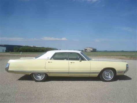 72 Chrysler New Yorker by 1972 Chrysler New Yorker For Sale Classiccars Cc