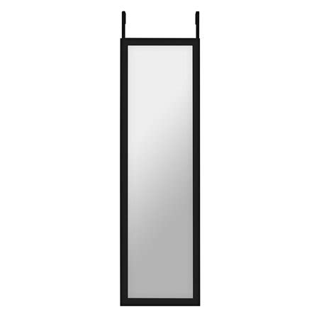 Adhesive Length Door Mirror - 12x48 the door length mirror hardware