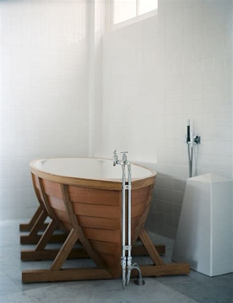 Boat Bathroom Accessories Viking Bath Boat By Wieki Somers