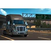 American Truck Simulator Starts With Two Trucks  Feed4gamers