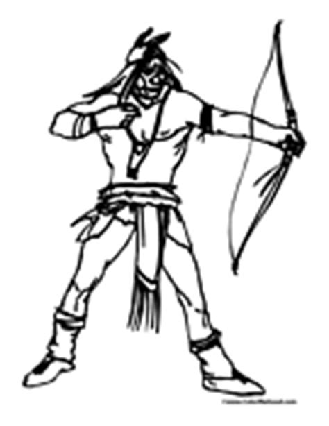 iroquois indians coloring pages coloring pages