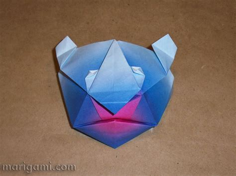 Origami Model - favorite origami models folded by mari thumbnail view