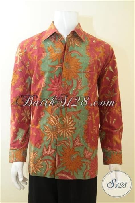 Size Baju Executive baju batik mahal daleman furing kemeja batik para executive bahan batik tulis tangan model