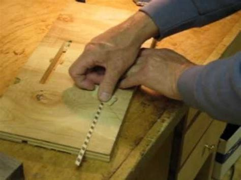 how to do woodworking how to inlay a wood inlay banding