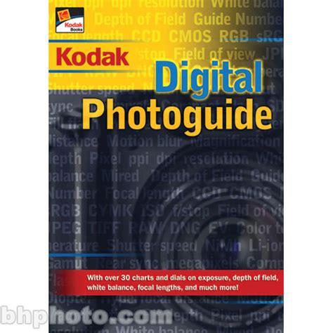 kodak picture books kodak book kodak digital photoguide 9781579907822 b h photo