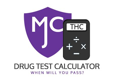Marijuana Detox Time Calculator by Submit Your Test Results Calculator Marijuana Central