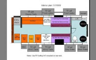 skoolie floor plan short bus pinterest