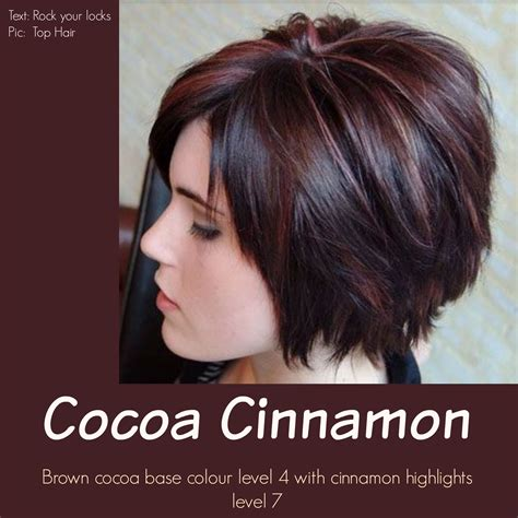hairstyles and colours for brunettes my new fall hair color and style love it short cuts