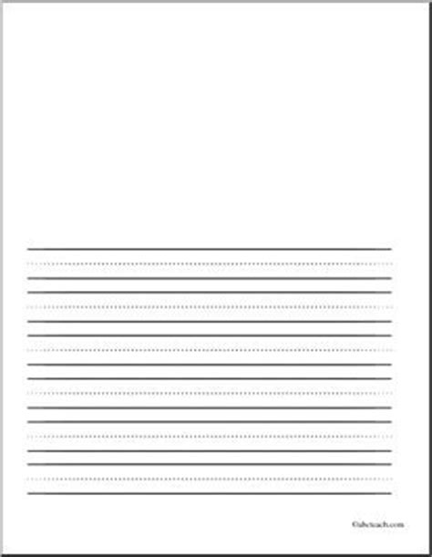 free printable half lined paper popular student and paper on pinterest