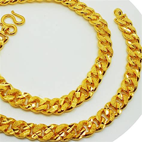 where to buy chain for jewelry s chain heavy 24k thai baht yellow gold plated