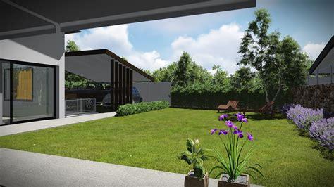 jardines casas de co fotos de jardines de casas con parterres de jardin