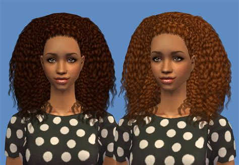 the sims 4 natural curly hair curly hair sims 4