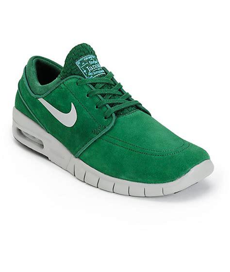nike green sandals cupsole size 8 1 2 stefan janoski at zumiez pr