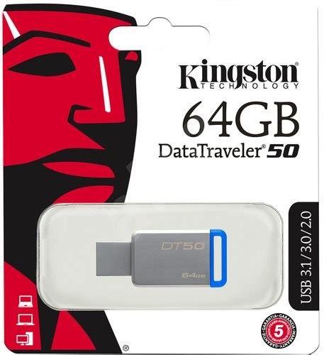 Flash Disk Flashdisk Kingstone 64gb kingston datatraveler 50 64gb flash disk alza cz