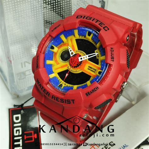 Jam Tangan Digitec Dg 2020 T jual digitec dg 2020t yellow color