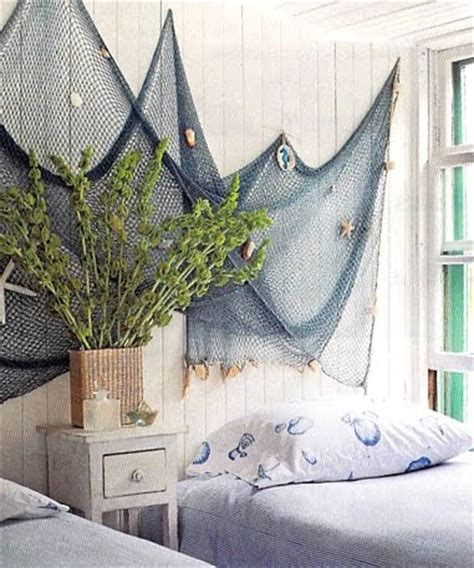 Fish Net Decoration Ideas by Chic Bedrooms 16 Nautical Design Ideas Completely Coastal