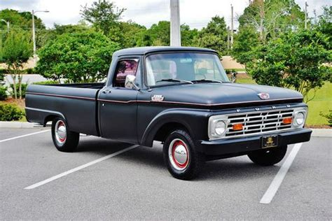 64 Ford F100 by Find Used Really Solid Rat Rod 64 Ford F100 Custom 6ly