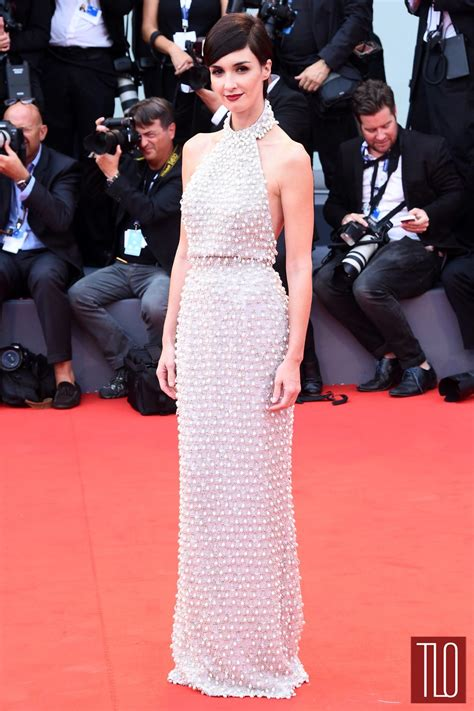 film everest premiera venice film festival paz vega in ralph russo couture at