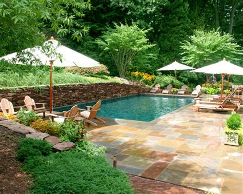 poolside designs small swimming pool designs with inground design ideas