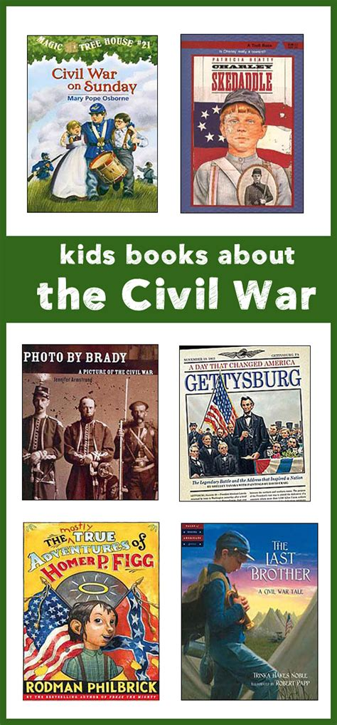 during wartime stories books during the civil war best children s books