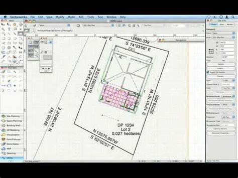 how to draw a site plan for a building permit 070 drawing a site plan