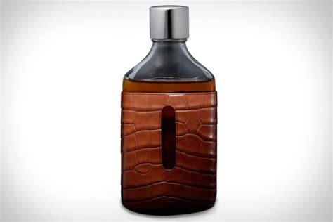Coach x Billy Reid Whiskey Flask | Uncrate