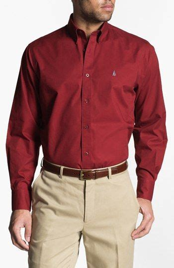 nordstrom boat shirt nordstrom smartcare traditional fit twill boat shirt