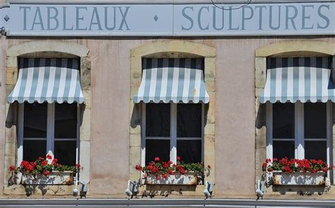 french canopy awning french awnings photograph by michael biggs