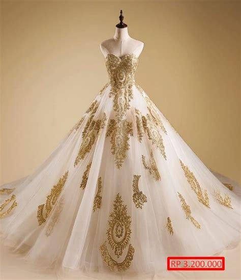 Gaun Pengantin Brukat 16 model gaun pengantin brokat terlengkap dan murah