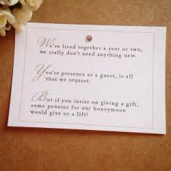 poem for wedding invite no gifts 5 x wedding poem cards for invitations money gift honeymoon ebay