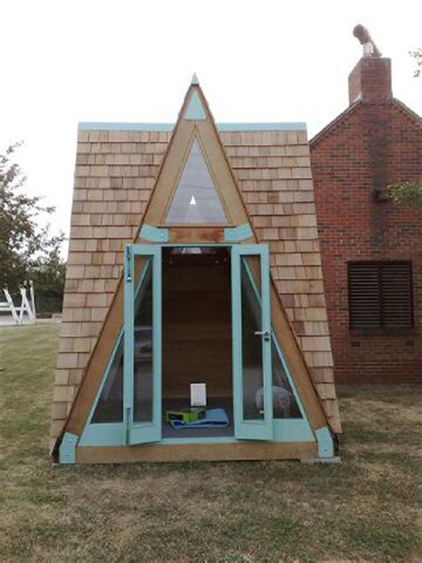 building an a frame house relaxshacks com ten super cool tiny houses shelters