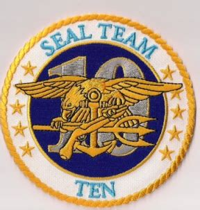 Seal Team 10 Patch seal team 10 patch 4 quot bay listings