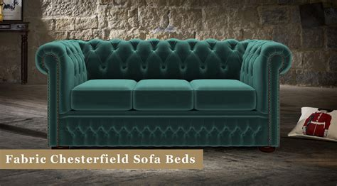 Chesterfield Fabric Sofa Bed by Fabric Chesterfield Sofa Beds Timeless Chesterfields