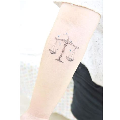 balance tattoo best 25 libra ideas on libra