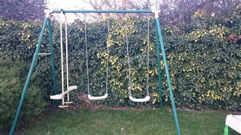 swing and seesaw swing swings and seesaw frame for sale in whitehall