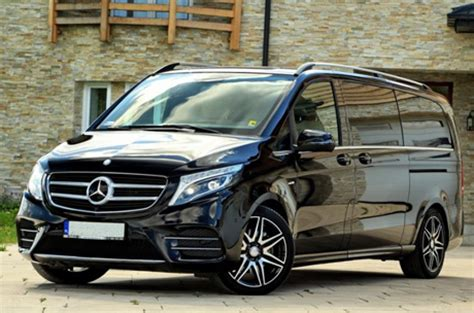 luxury minivan mercedes mercedes luxury minivan chauffeur travel