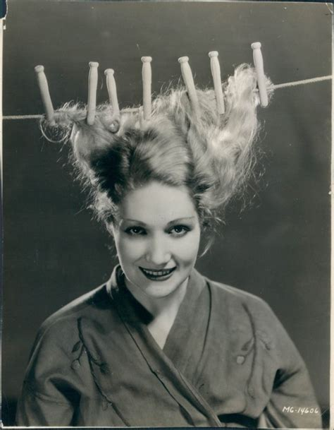 Hair Dryer Or Bad edwina booth drying hair ca 1920s vintage everyday
