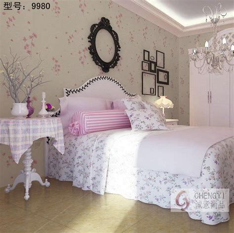 pink wallpaper for bedroom flower wallpaper for bedroom