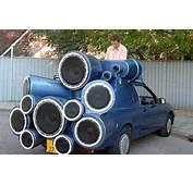 14 Crazy Car Mods  EBay Motors Blog