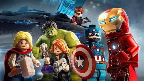 captain america lego wallpaper lego marvel s avengers full hd wallpaper and background